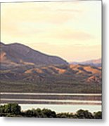 Lake Roosevelt Metal Print