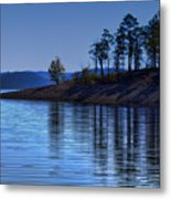 Lakeside-beavers Bend Oklahoma Metal Print