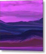 Landscape 022011 Metal Print