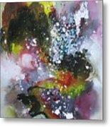 Large Color Fever Art23 Metal Print