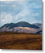 Las Trampas Hills Metal Print
