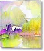 Late Afternoon 02 Metal Print