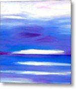 Lavender Water Metal Print