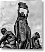 Law Prosperity And Power  Metal Print