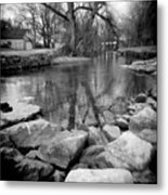 Le Tort Reflection Metal Print