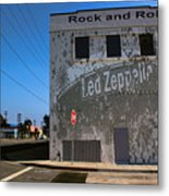 Led Zeppelin I Metal Print