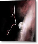 Leonard Cohen 01 Metal Print