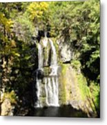 Let Their Be Waterfalls I Metal Print