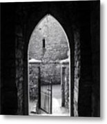 Let There Be Light Cong Church And Abbey Cong Ireland Metal Print