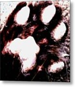Lets Paws For A Moment Metal Print