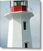 Light House Peggy's Cove Metal Print