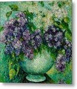 Lilacs No 4. Metal Print