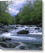 Little Pigeon River Metal Print