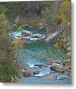 Little River Canyon Metal Print