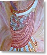 Living With Grace Metal Print