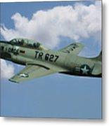 Lockheed F-80  Metal Print