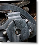 Locomotion Metal Print
