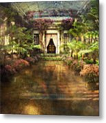 Longwood Gardens Metal Print