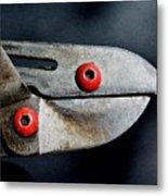 Lopper Bird Metal Print