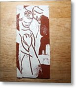 Lord Bless Me 2 - Tile Metal Print