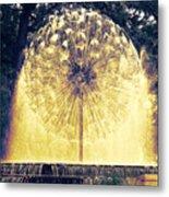 Loring Fountain Metal Print by Rashelle Brown