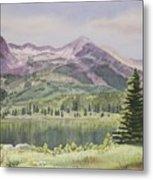 Lost Lake Colorado Metal Print
