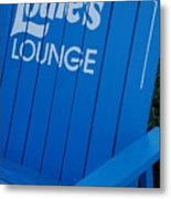Louie S Lounge Metal Print