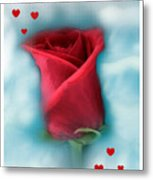 Love Is In The Air Metal Print
