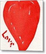 Love Is.... Metal Print by Roger Cummiskey