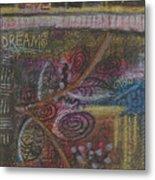 Love To Dream Metal Print