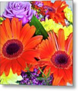 Lovely Bouquet Metal Print
