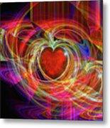 Love's Joy Metal Print