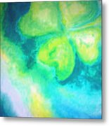 Luck Is In The Air Metal Print