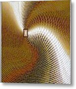 Luminous Energy 16 Metal Print by Will Borden