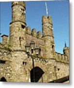 Macroom Castle County Cork Ireland Metal Print