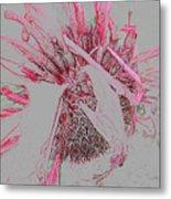 Magic Flower Metal Print