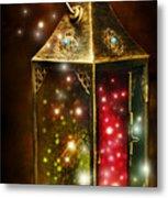 Magic Lantern Metal Print
