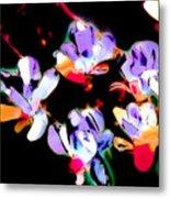 Magnolia Impressions Metal Print