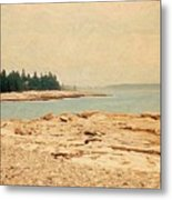 Maine Summer Metal Print
