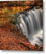 Majestic Oneida Falls Metal Print