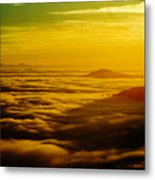 Malahat Sunrise Metal Print