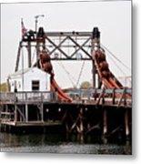 Manasquan Bridge Metal Print