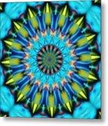 Mandala 111511 A Metal Print