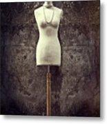 Mannequin Metal Print by Joana Kruse
