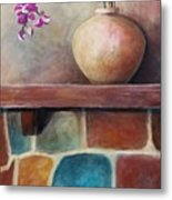 Mantel Beauty Metal Print