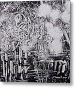 Marais 2 Metal Print