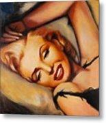 Marilyn Monroe Metal Print