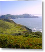 Marin Headlands 2 Metal Print