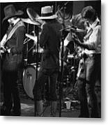 Marshall Tucker Band With Jimmy Hall 2 Metal Print