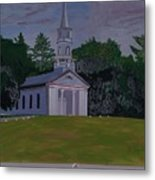 Martha Mary Chapel Metal Print